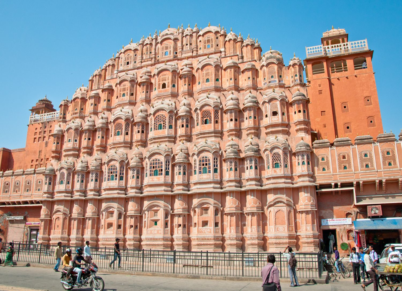 Palacio-de-los-Vientos-Jaipur
