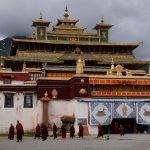 Monasterio de Samye - Tíbet